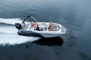 NEW SVX Deck Boat