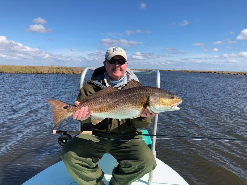 Redfish 2021/ Louisiana Marsh