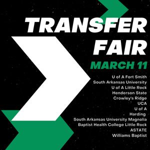 Transfer Fair at ASUMH