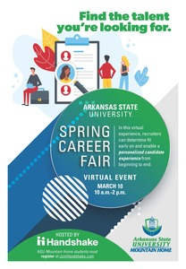 Spring 2021 Career Fair