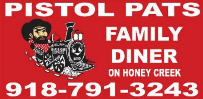 Pistol Pats Family Diner on Honey Creek