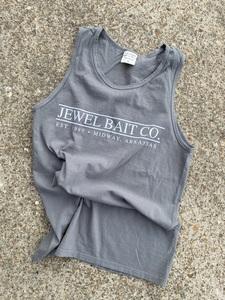 Jewel Linear Logo Tank