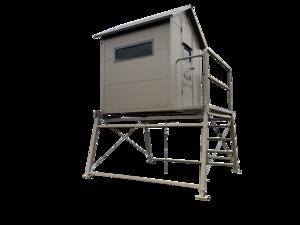 BC Blind, Platform and 4' Tower Kit