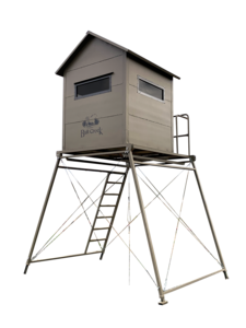 BC Blind, Platform and 8' Tower Kit