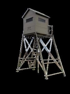 BC Blind, Platform and 12' Tower Kit