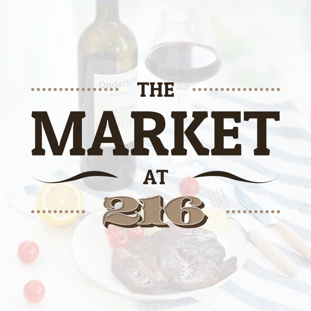 The Market at 216 Ranch