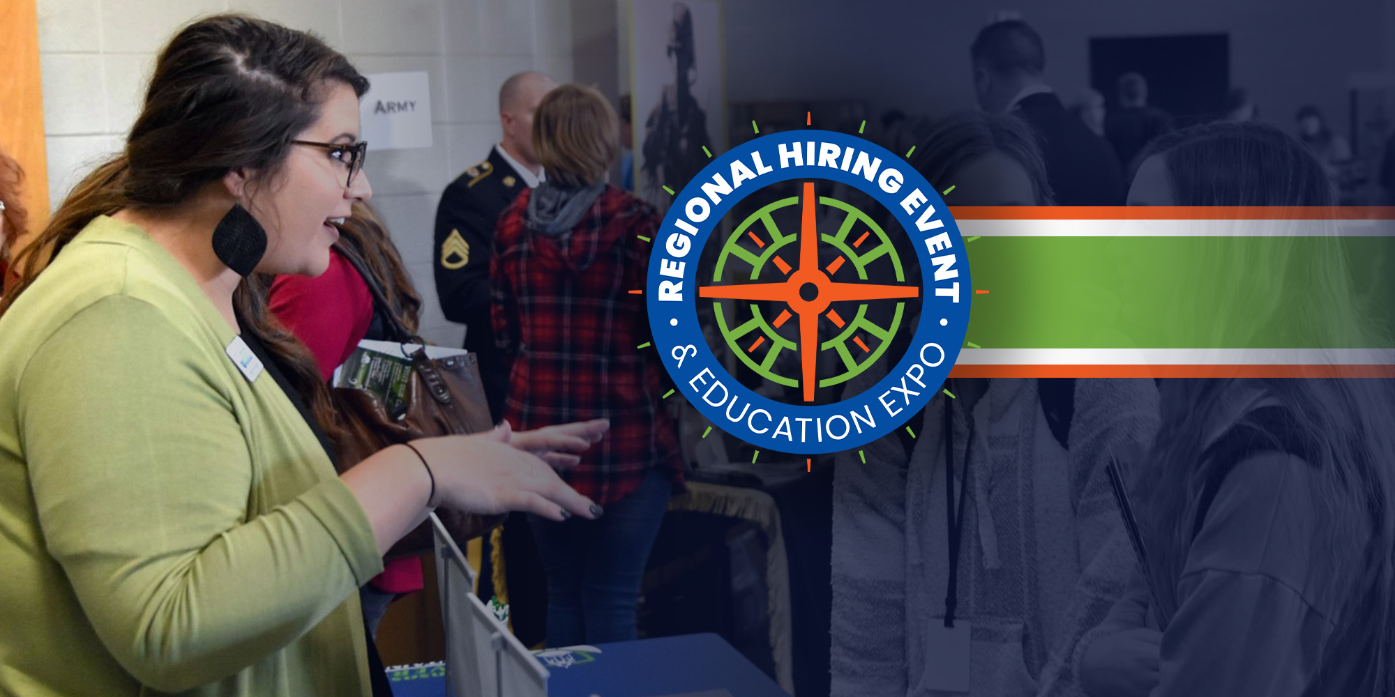 Hiring Event & Education Expo Thursday, June 10 at ASUMH