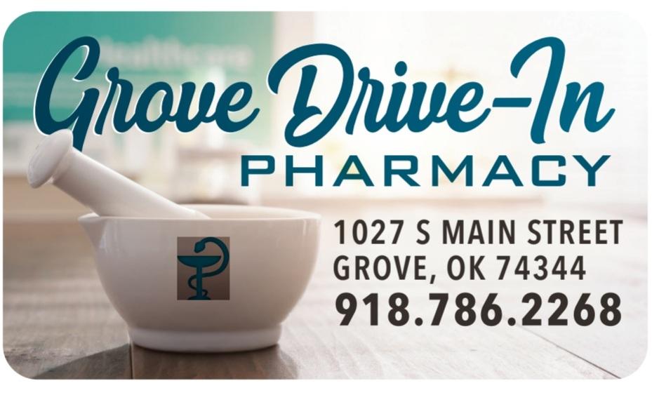 Grove Drive-In Pharmacy