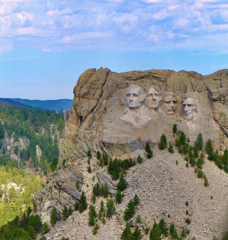 Mount Rushmore, South Dakota 2021