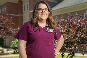 Momma Bear: The Unstoppable Nurse Shauna Bolding