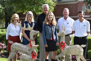 Arkansas State University – Mountain Home Announces Gift to Support Holiday Lights