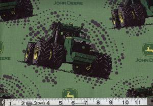 JOHN DEERE BIG TIME FARM FABRIC CP59368