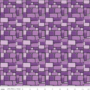 Rainbow Purple Dragon 100/% Cotton MDG Panels