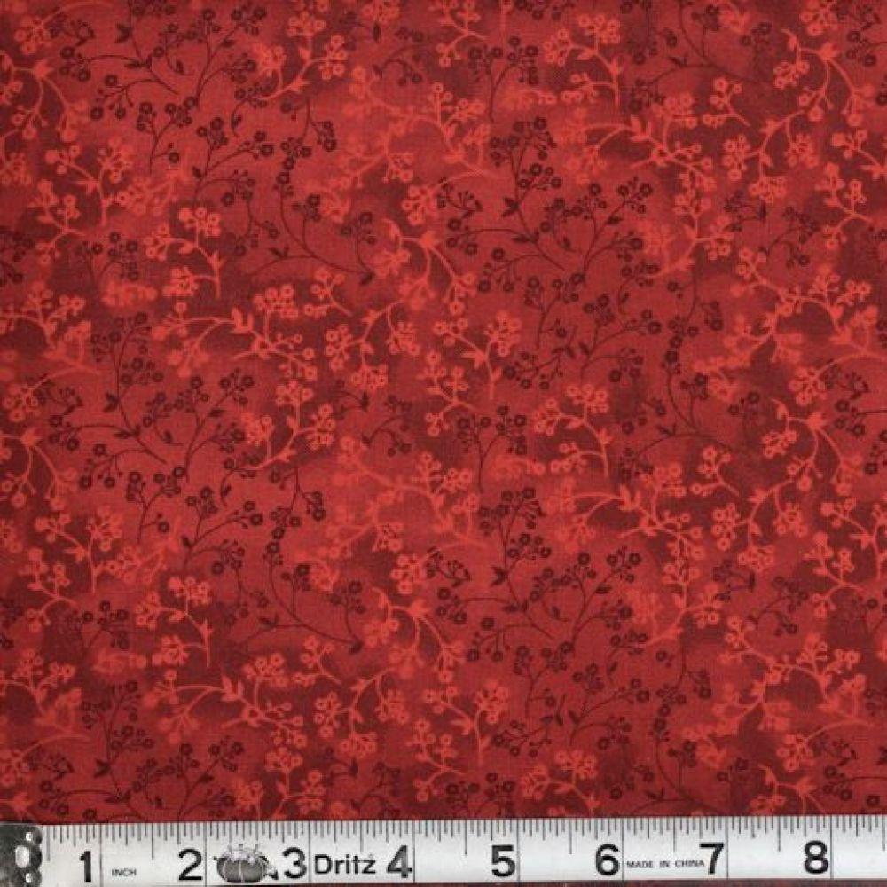 Razzle Dazzle Red - Marshall Dry Goods
