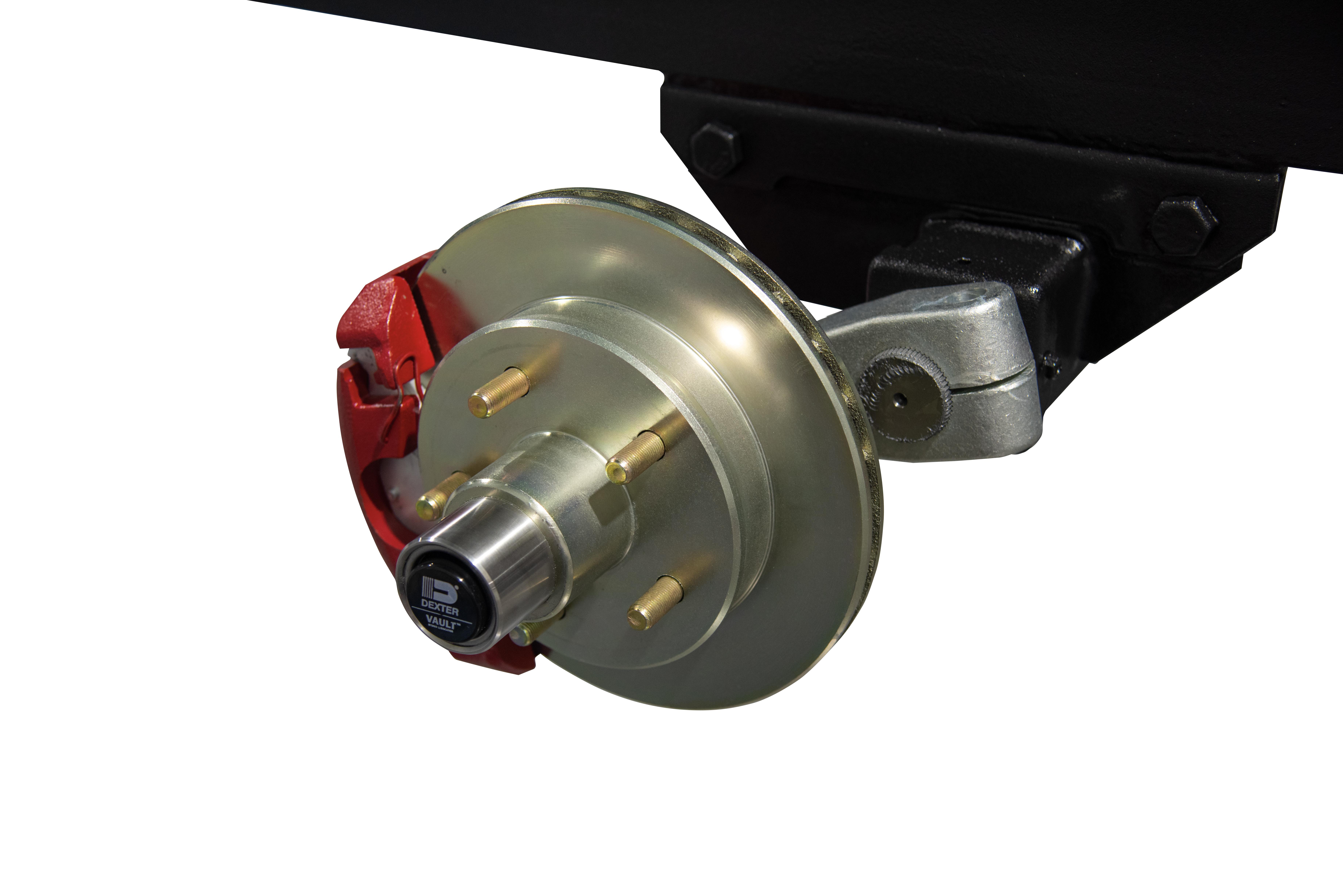 Hydraulic Surge Disc Brakes